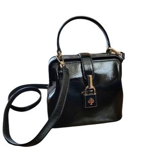 New Kate Spade Patent Leather Remedy Bag